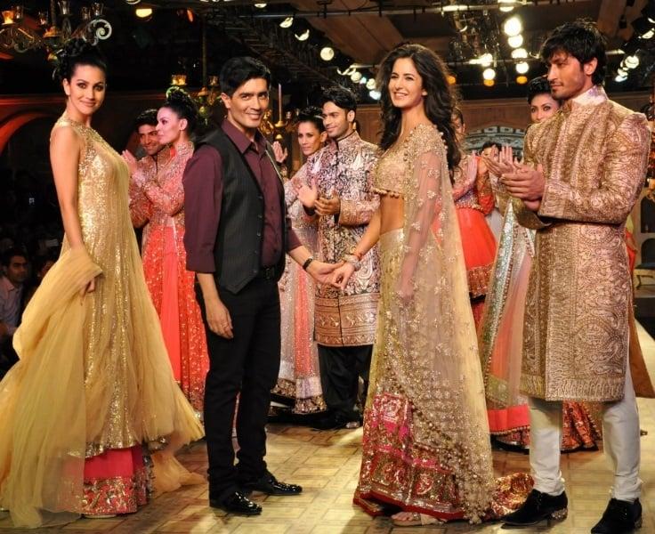 katrina delhi couture week