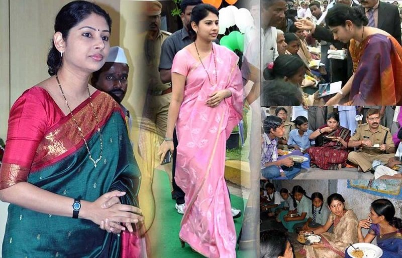 smita sabharwal ias officer joint collector hyderabad