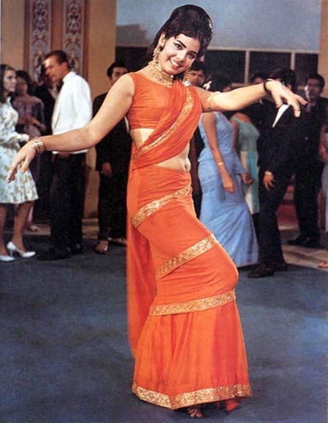 60s Bollywood Fashion