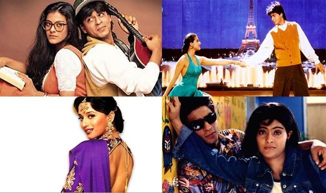 90s Bollywood Fashion