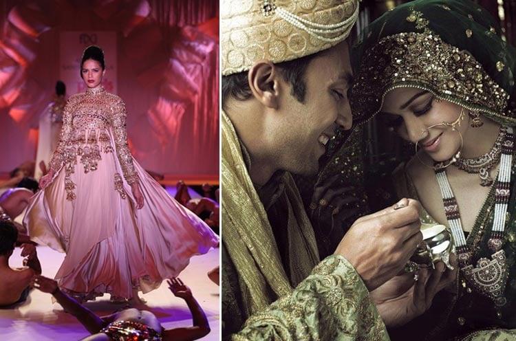 Abu Jani and Sandeep Khosla Designer Wedding Collections