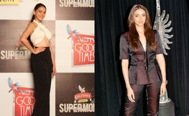 Aditi Rao Hydari Dress Kingfisher Supermodels Contest