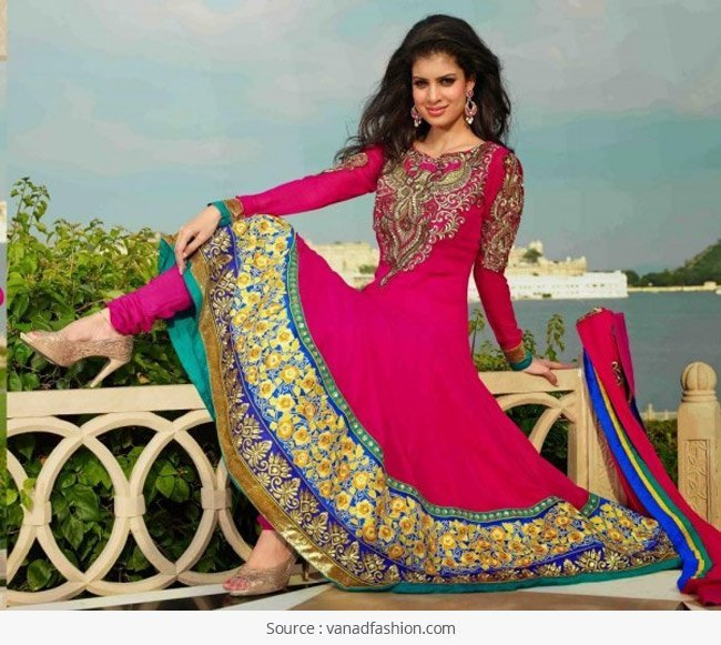Anarkali Suits for Casual Wear