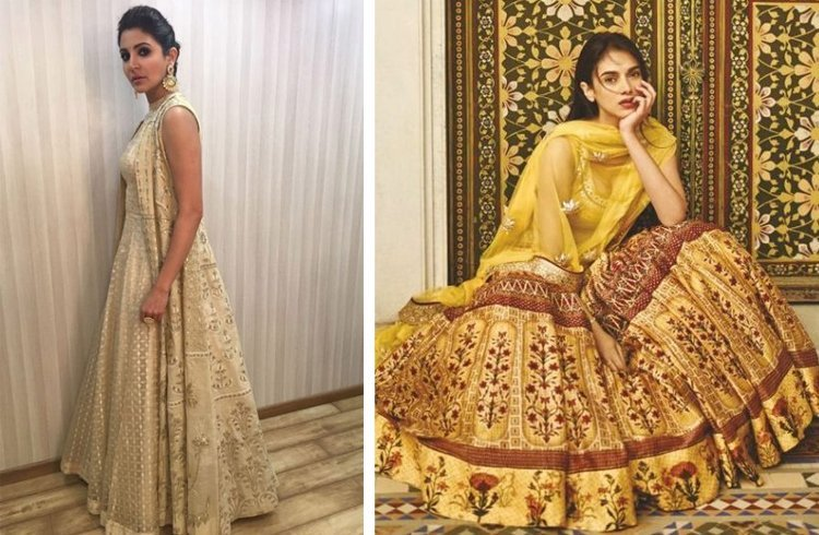 Anita Dongre wedding collections