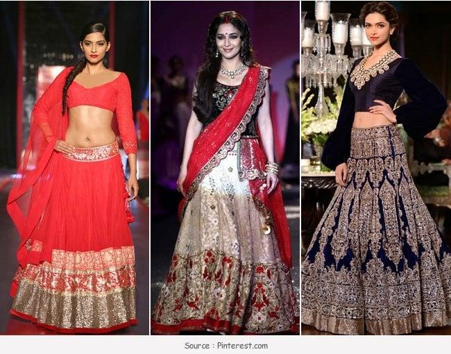 Beautiful Lehengas for Bridesmaids Manish Malhotra