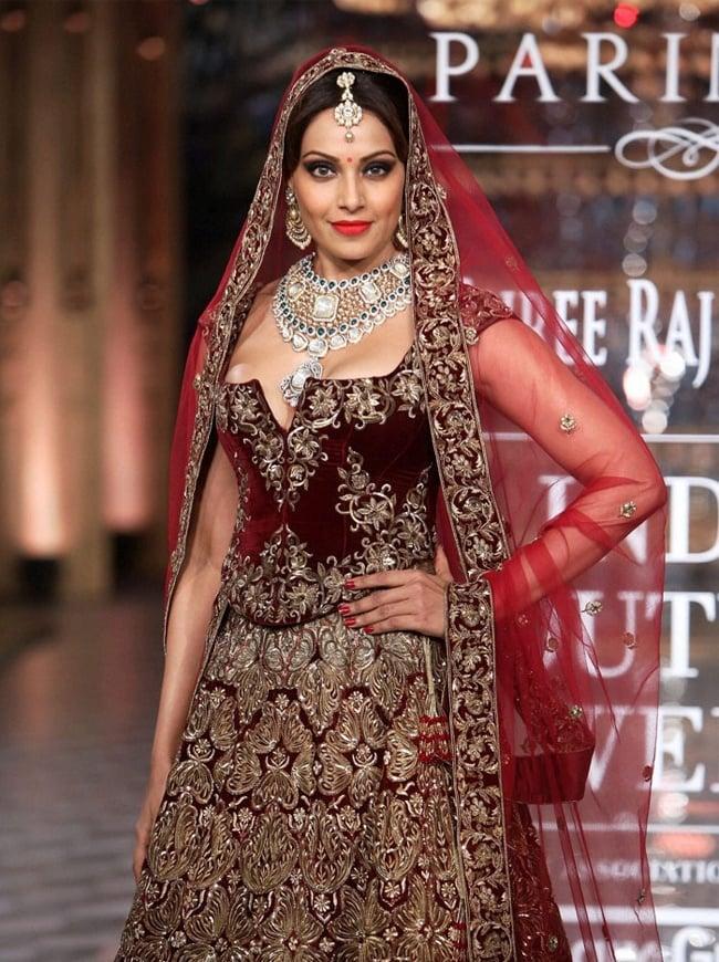 Bipasha Basu at India Couture Week 2014