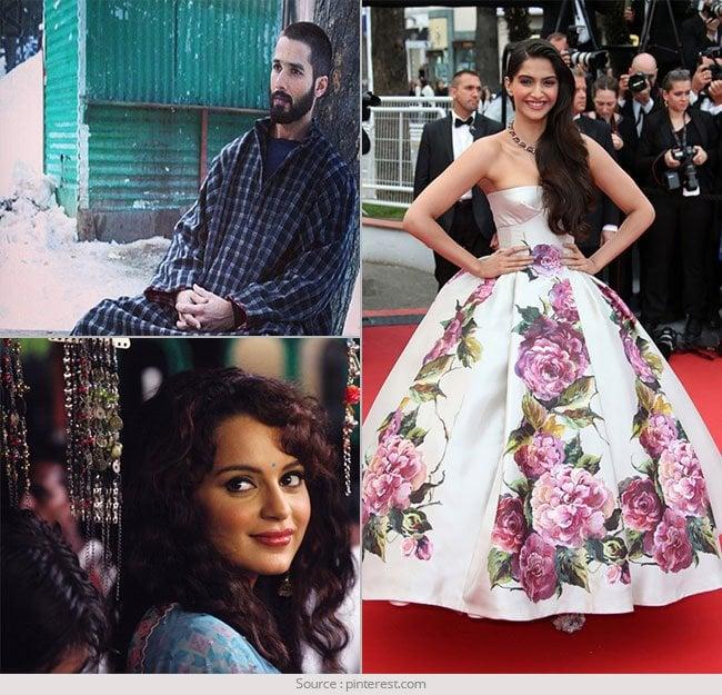 Bollywood Celebrity Bold Style Statement