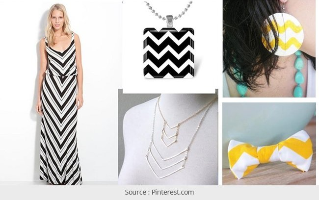 Chevrons Unlimited Apparels and accessories for style Divas