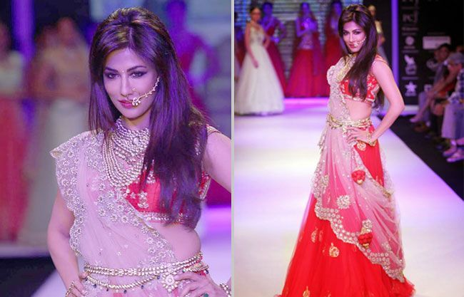 Chitrangada Singh in Moni Collection IIJW 2014