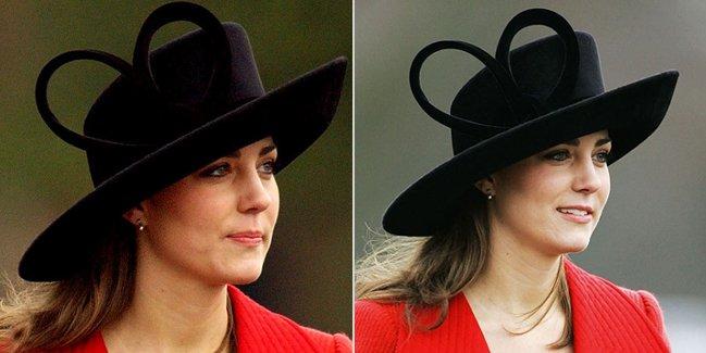 Classy Heart Kate Middleton Head Gear