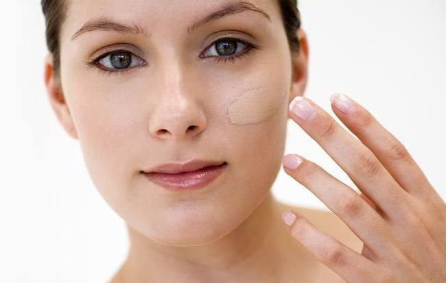 Concealer for Dry Skin