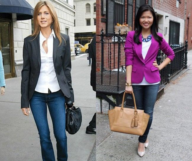 Corporate Bold Blazers