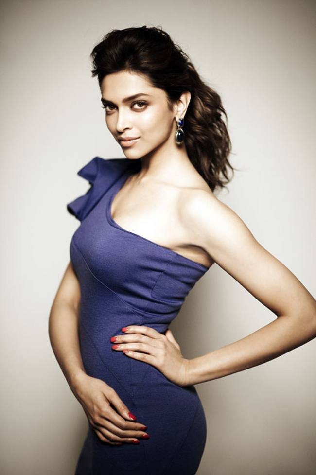 Trendy hairstyles inspired by deepika padukone