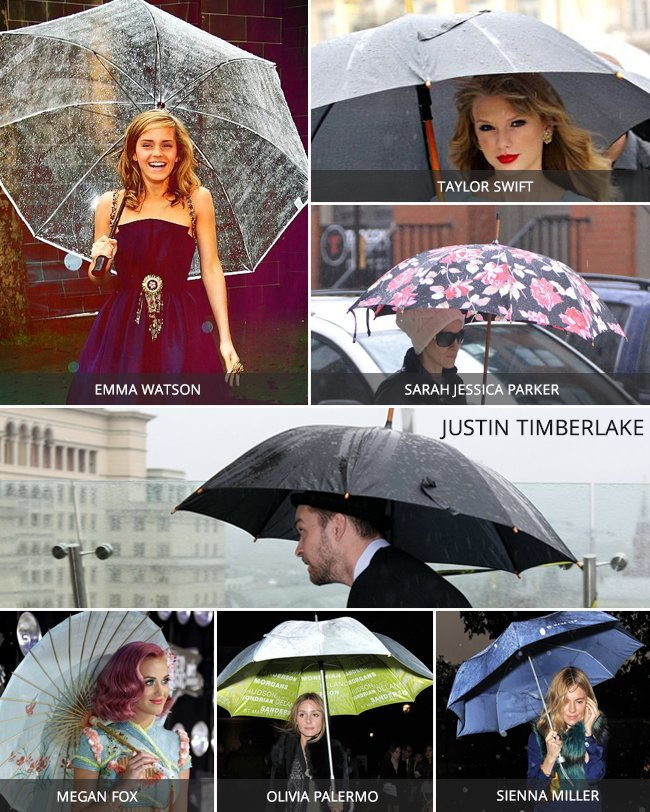 Difference between Parasol and Umbrella