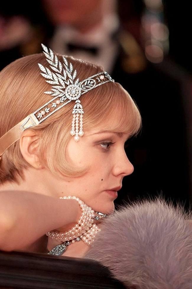 Gatsby Fashion Vintage Tiara
