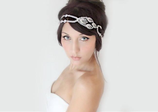 Gatsby Style Tiara