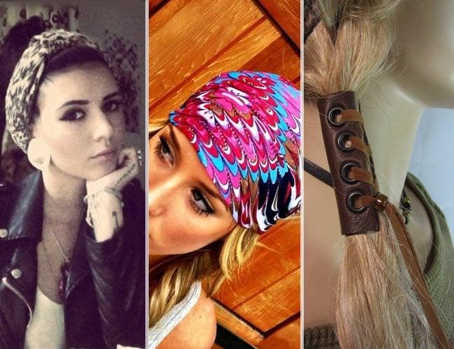 Hair wrap, or headband