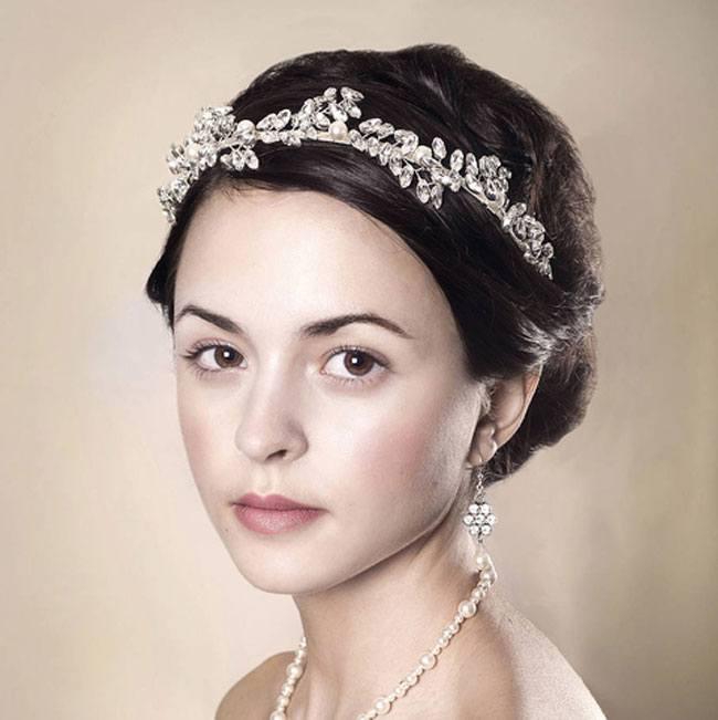 How Diamond Tiaras Became Fashionable Again The Princess