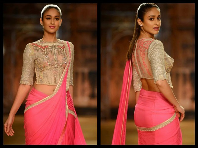 Ileana D'Cruz at India Couture Week 2014