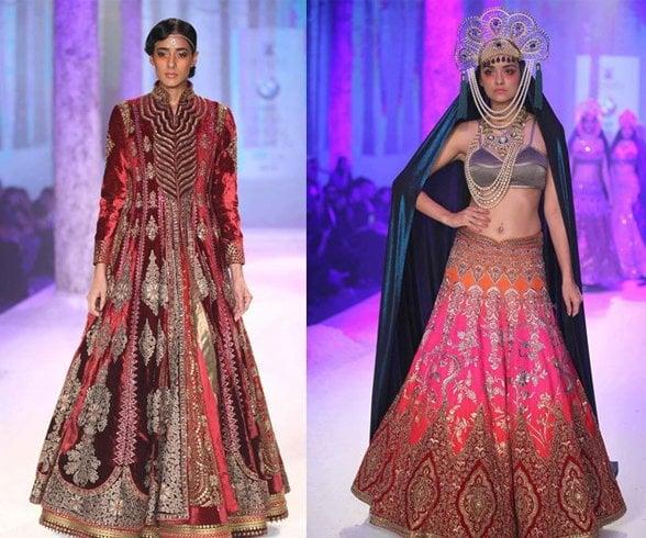 J J Valaya wedding collections