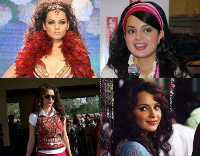 Kangana Ranaut Styte Satement