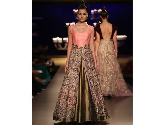 Lenghas by Manish Malhotra