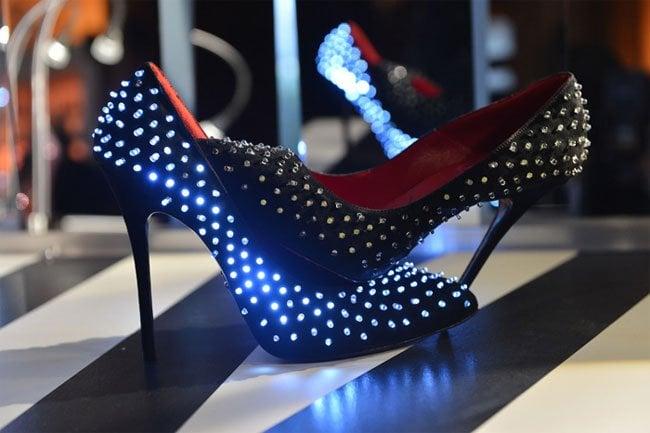 Light-Up Stiletto Shoes