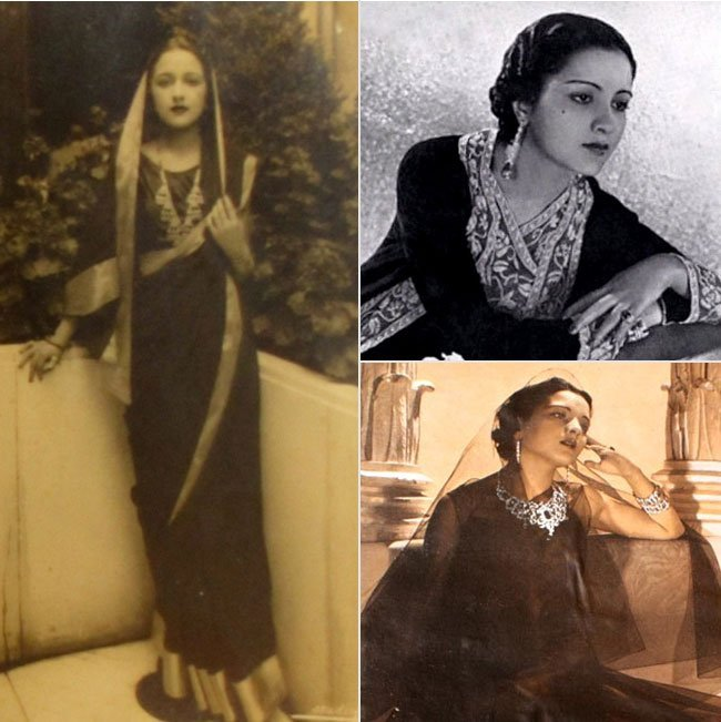 Kohinoor Indian Fashion N Beauty Brisbane: Five Most Stylish Royal Ladies In Indian History