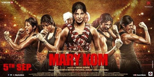 Mary Kom Trailer