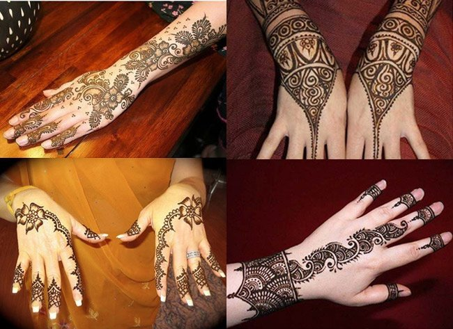 Mehndi Designs the Hands Eid