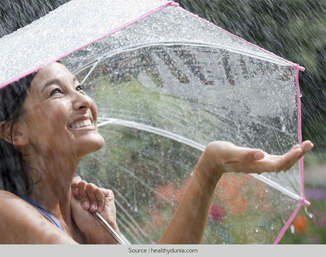 Monsoons Tips for Oily Skin
