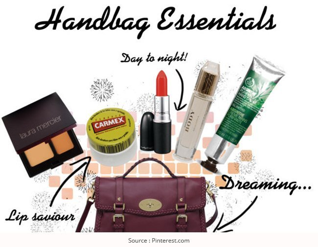 Must Have Handbag Essentials