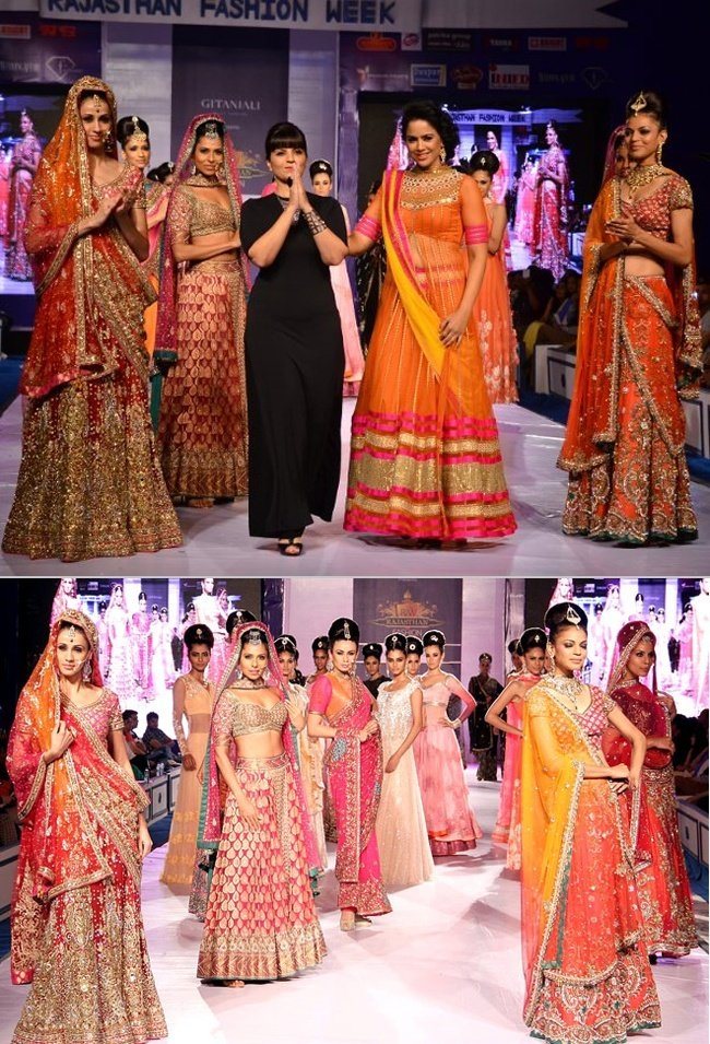 Neeta Lulla Bridal Lehenga Collections