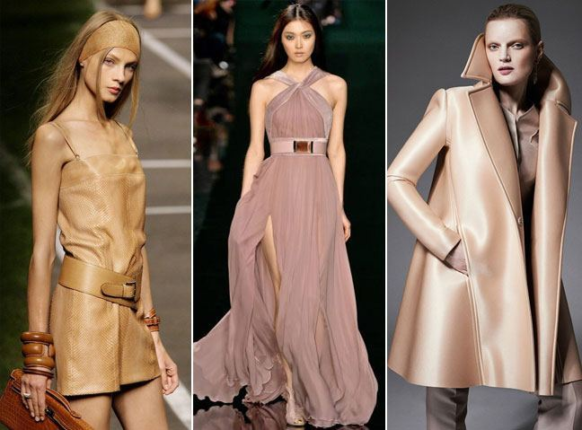 Nudes Amp Neutrals A New Fashion Trend