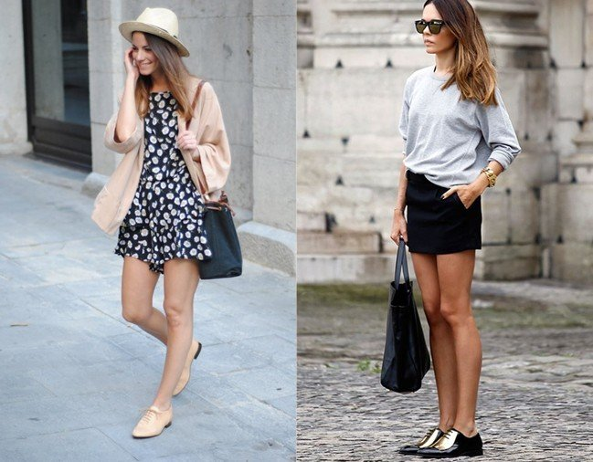 Oxfords or Loafers Shoes