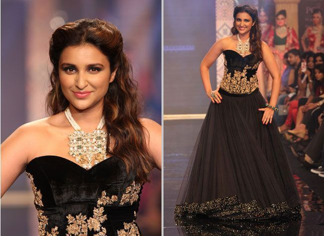 Parineeti Chopra in Bridhichand Collection IIJW 2014