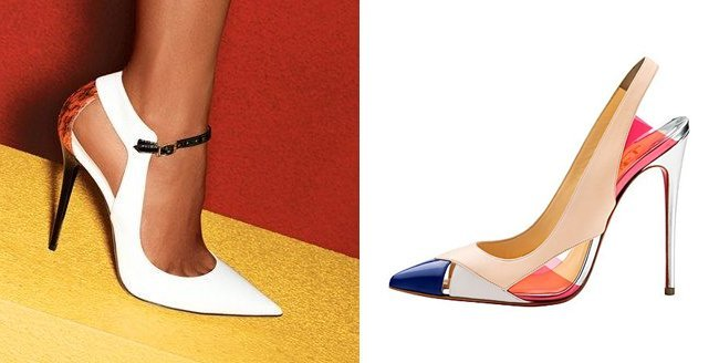 Pointy Toe Heels Current Trend