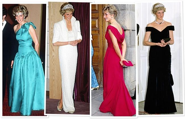 Princess Diana of Wales 80s