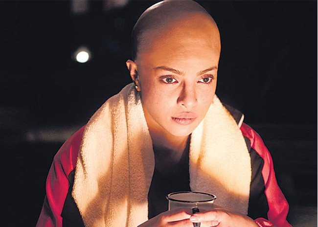 Priyanka Chopra Bald Look