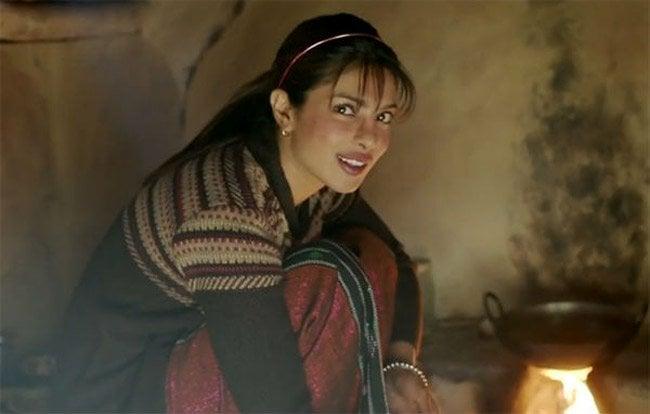 Priyanka Chopra Mary Kom look
