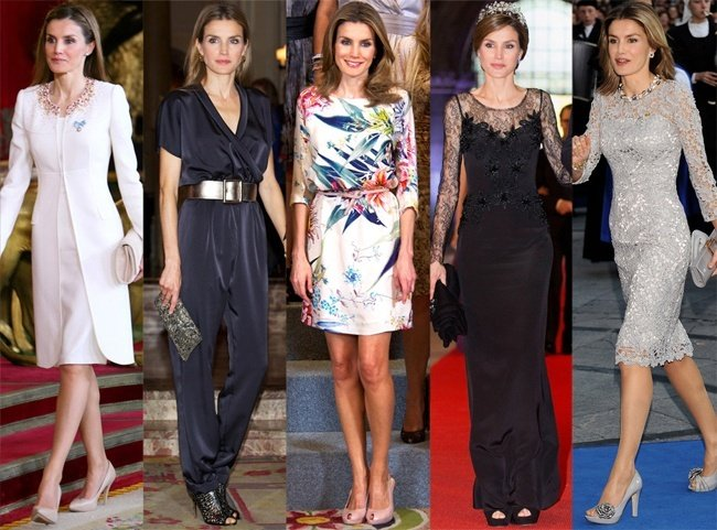 Queen Letizia of Spain Style Quotient