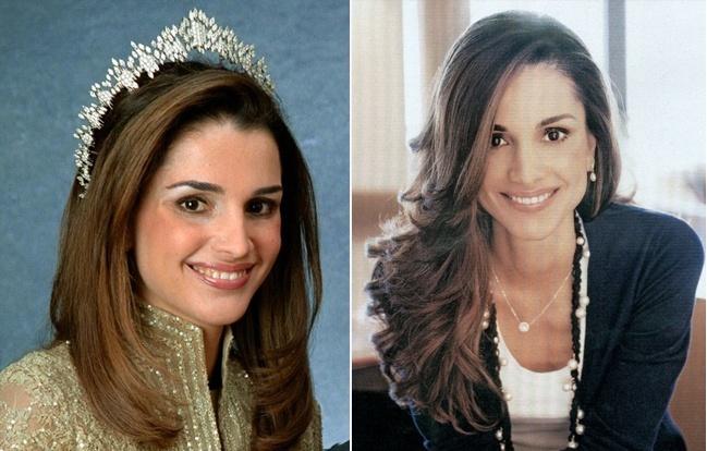 Queen Rania of Jordan style Quotient