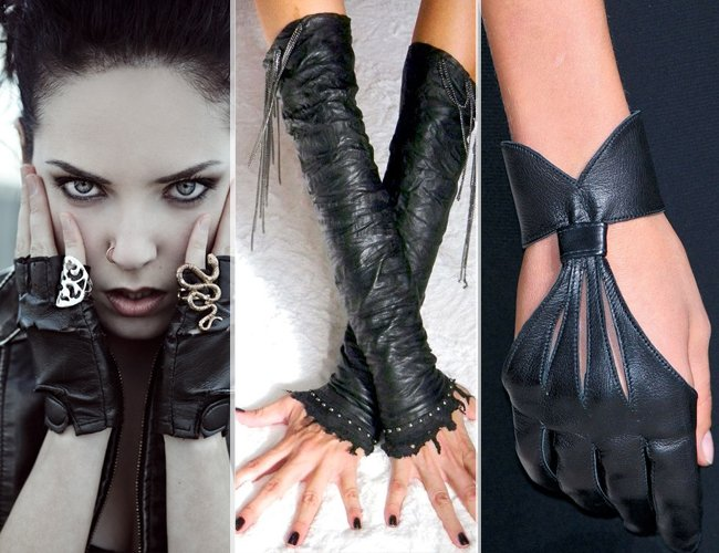 Rings and Gloves