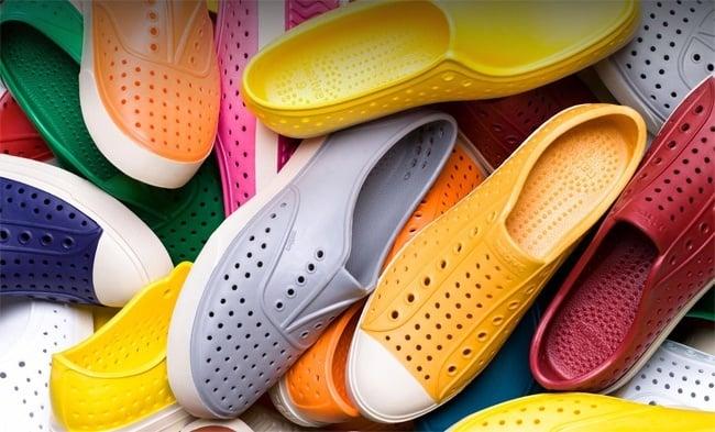 6a3161a83 Monsoon Fashion  Stylish Waterproof Footwear