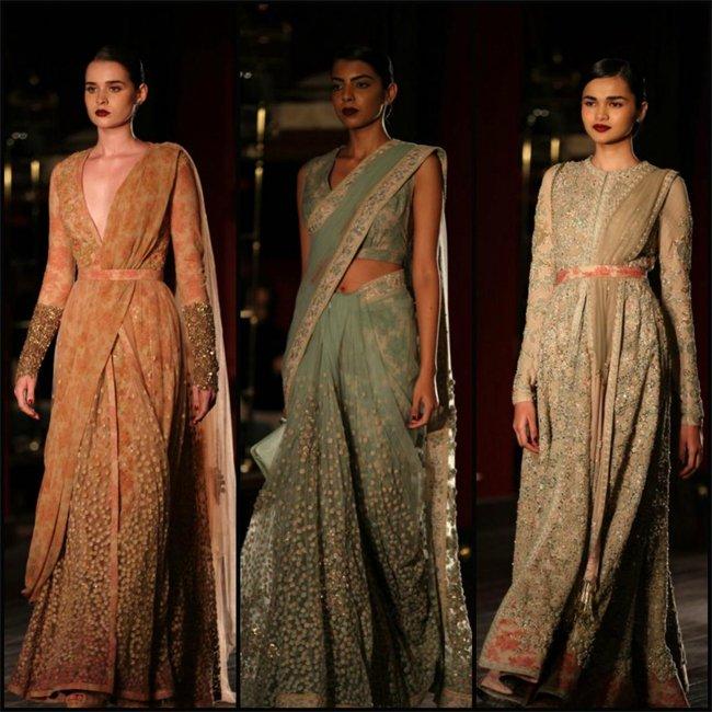 Sabyasaachi Mukherjee India Couture Week 2014