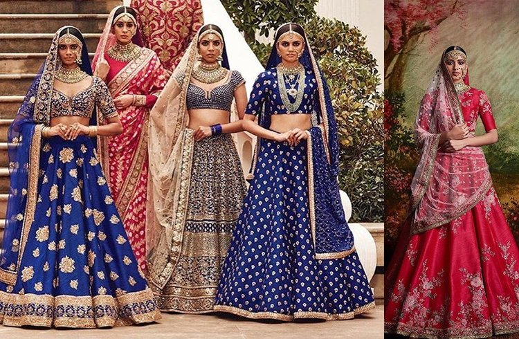 Sabyasachi Mukherjee wedding collections