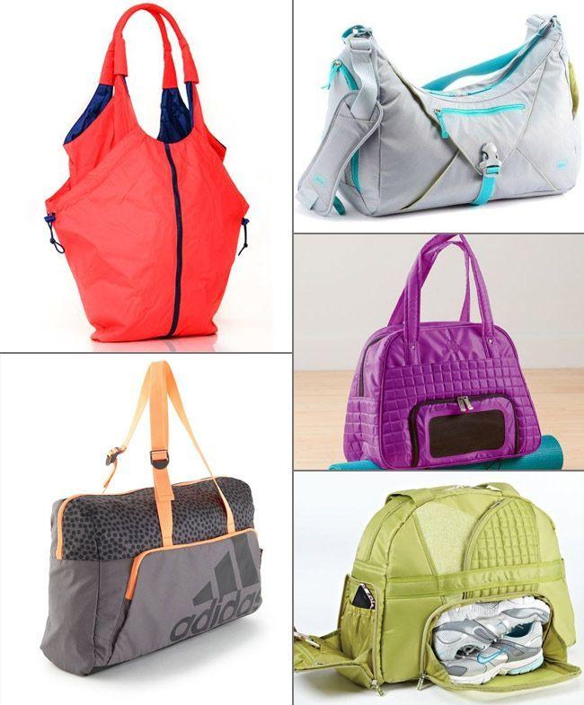 Smart and Stylish Gym Bags