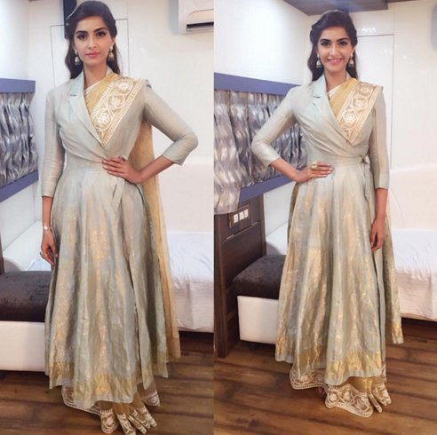 Sonam Kapoor Dress