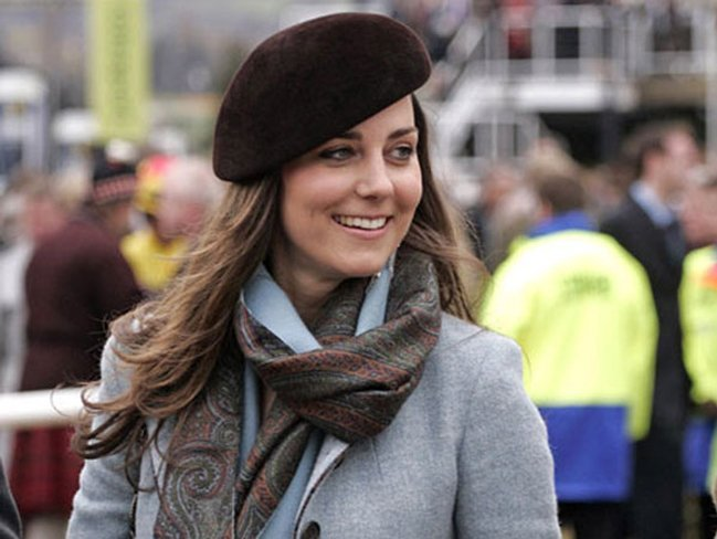 Super Chic Beret Style Kate Middleton Head Gear
