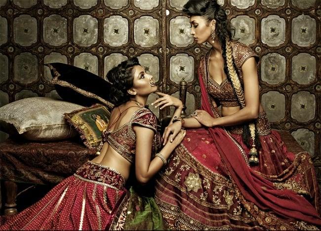 Tarun Tahiliani Wedding Lehenga Collections